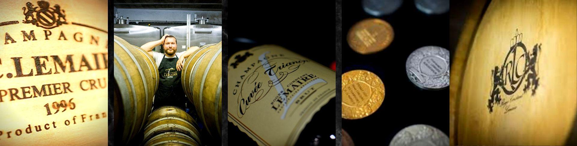 Champagne Roger-Constant-Lemaire | Vente en Ligne