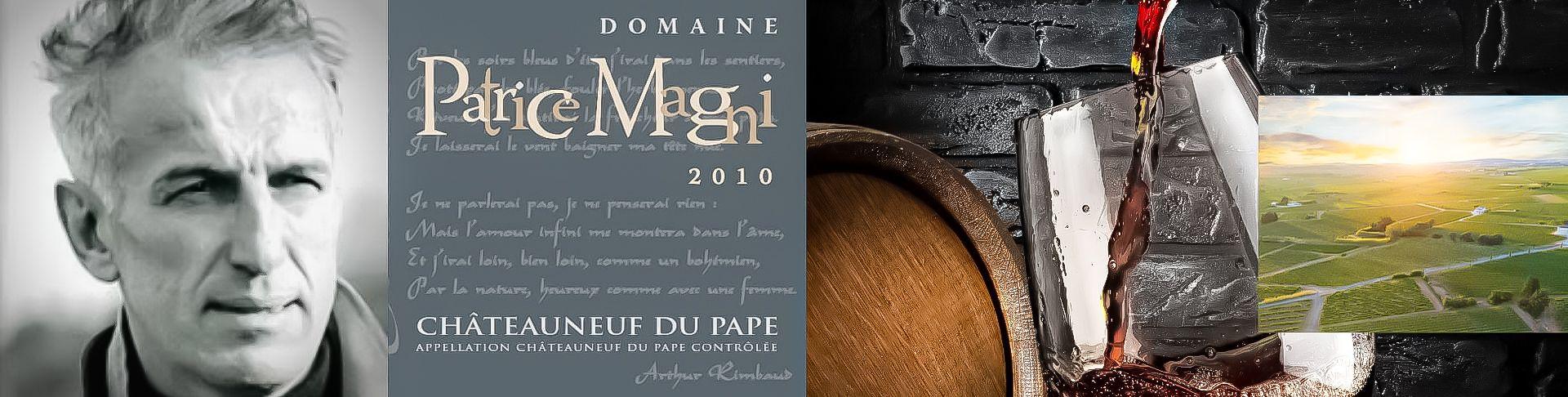 Domaine Patrice Magni | Vente en Ligne | Vins Naturels